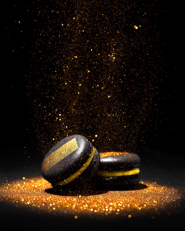 Premium Dark Chocolate Mao Shan Wang Macaron